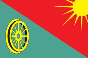 Флаг муниципального образования Бирюлёво Западное