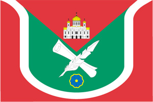 Флаг муниципального образования Хамовники