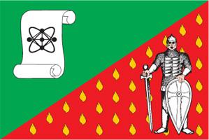 Флаг муниципального образования Матушкино