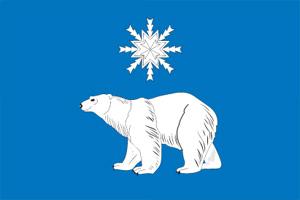 Флаг муниципального образования Северное Медведково