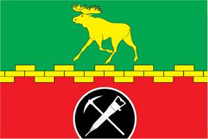Флаг муниципального образования Метрогородок