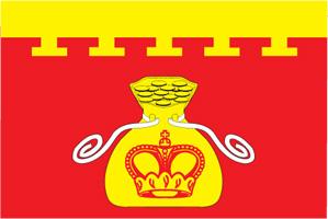 Флаг муниципального образования Нижегородское