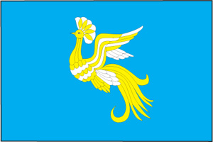 Флаг муниципального образования Отрадное