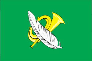 Флаг муниципального образования Перово