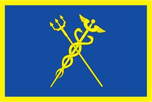 Флаг муниципального образования Строгино