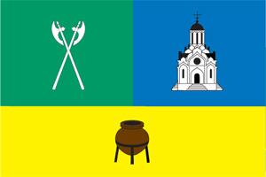 Флаг муниципального образования Таганское