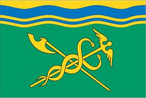 Флаг муниципального образования Замоскворечье